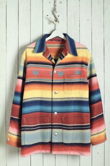 Rag Jacket Native Design