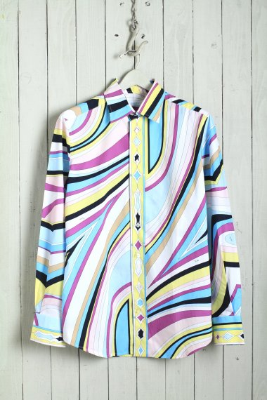 EMILIO PUCCI Shirts【Dead Stock】