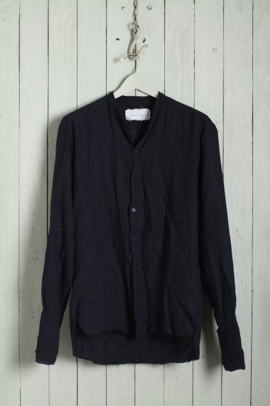 GREG LAUREN Hemp Shirts Black