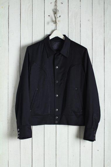 20SS Western Bolero Jacket -Rayon Twill-