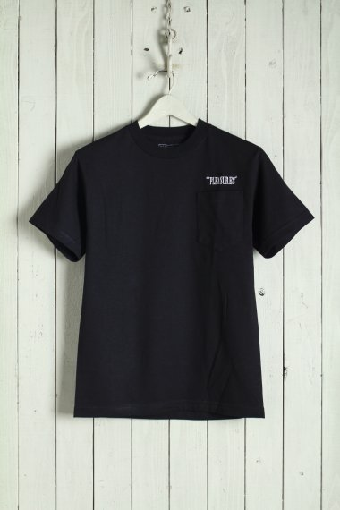 20SS Balance Embroidered Pocket Tee Black