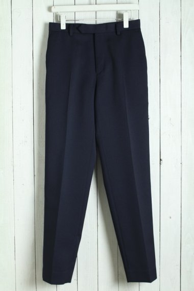 20SS Classical Regular Trousers -Wool Random Pique-