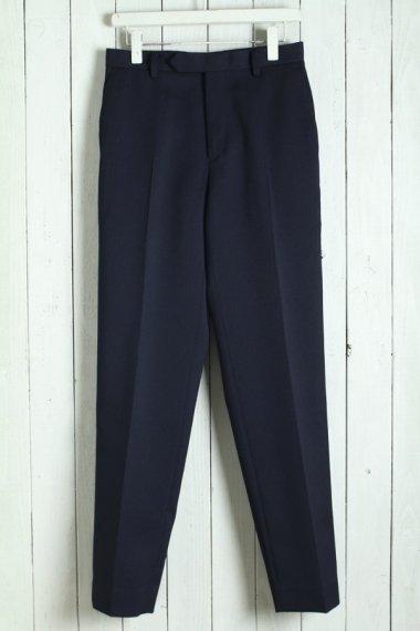 20SS Classical Regular Trousers -Wool Random Pique-