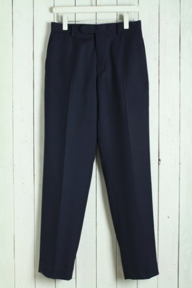 20SS Classical Regular Trousers -Serge Wool-
