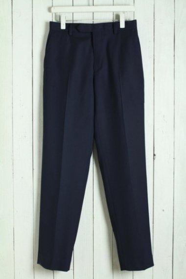 20SS Classical Regular Trousers -Serge Wool-