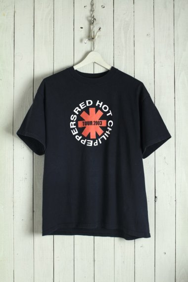 RED HOT CHILI PEPPERS Tour 03' Tee
