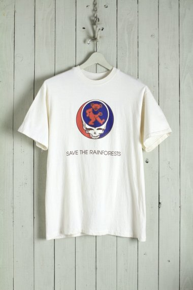 "GRATEFUL DEAD ""Save The Rainforests"" Tee"
