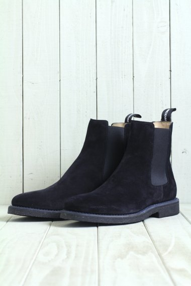 MINEDENIM×nonnative 20SS Suede Side Gore Boots BLK【New】