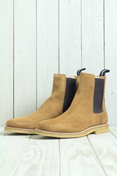 MINEDENIM×nonnative 20SS Suede Side Gore Boots BRN【New】