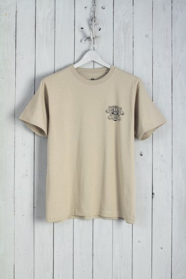 20SS Skate To Live Tee Sand