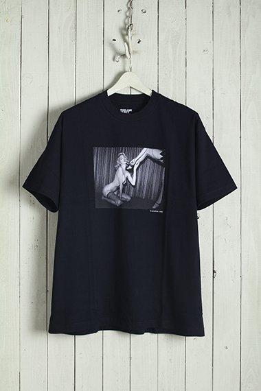 20AW Stie-lo×Jonathan Leder Collaboration Style3 BLK