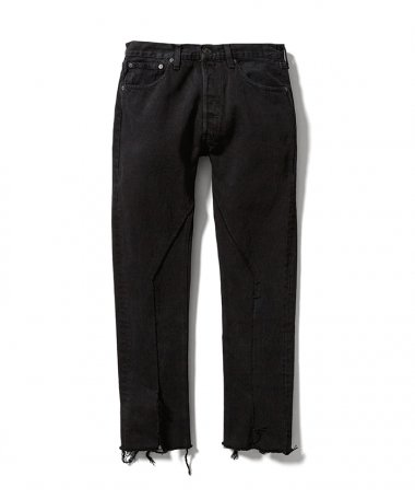 OLD PARK×MINEDENIM Rebuild Denim Pants BSP 10月3日 12時より販売開始