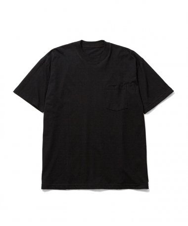 20AW 2PACK TEE BLACK