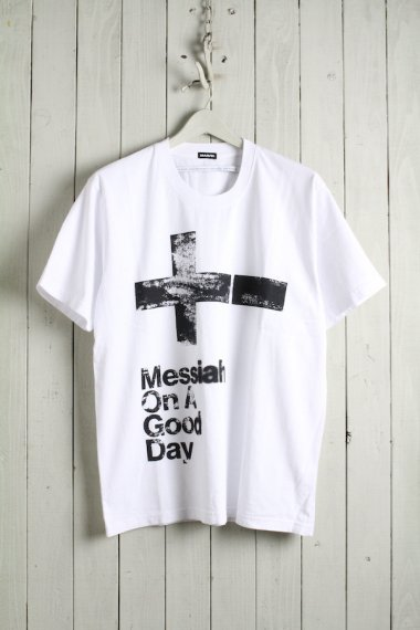 MESSIAH CROSS T-SHIRTS