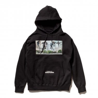 LORDS OF DOGTOWN × Marbles hoody BLACK