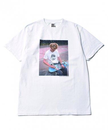 Stie-lo×Grace Ahlbom T-shirts 001 WHT