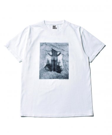 Stie-lo×Grace Ahlbom T-shirts 002 WHT