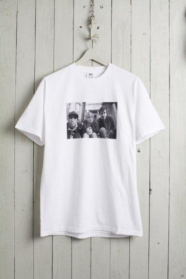 NIRVANA『MG PHOTO』T-shirts WHT