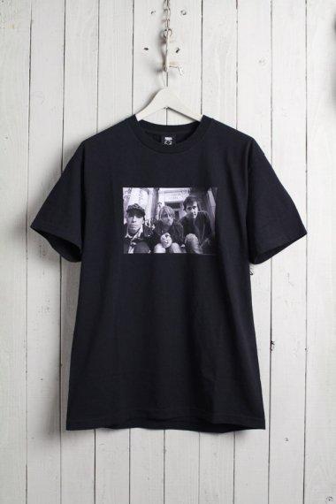 NIRVANA『MG PHOTO』T-shirts BLK