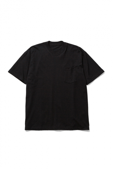 21AW 2-PACK T-SHIRTS BLK