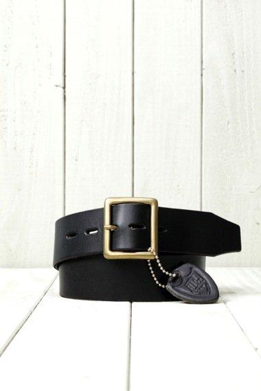 HTC×YELLOW CAKE Plain Belt Black