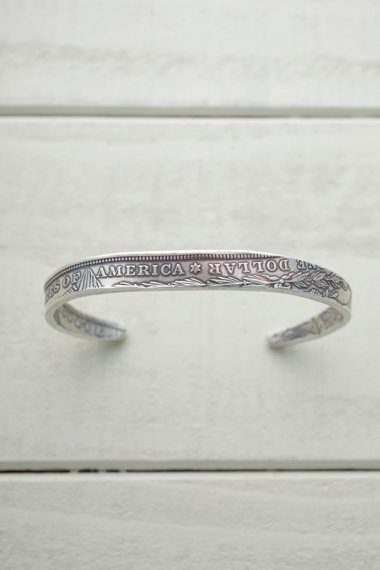 New One Coin Bangle