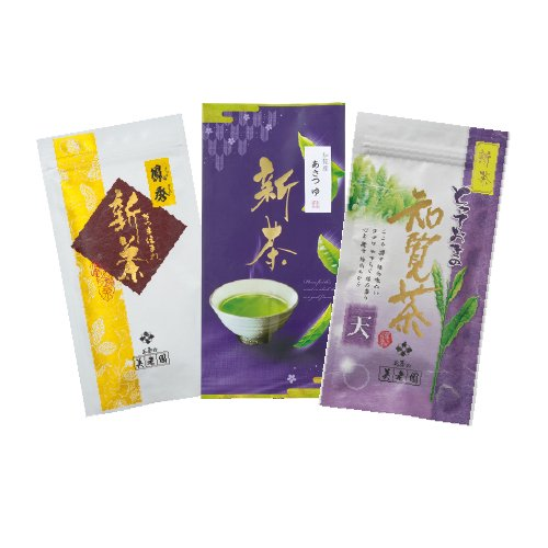 【新茶ご予約】新茶飲み比べA