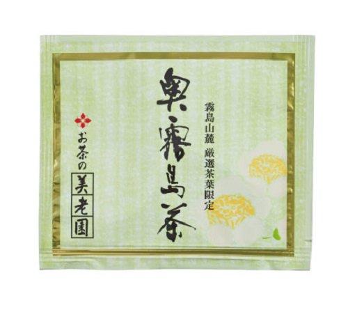 個包装ティーバッグ 奥霧島茶 1P