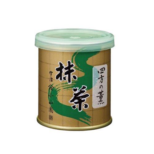 抹茶 四方の薫 30g缶