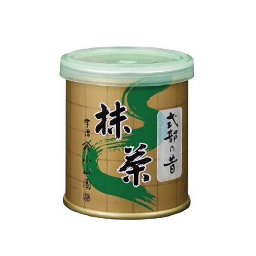 抹茶 式部の昔 30g缶