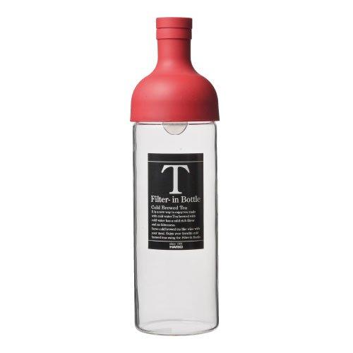 フィルターインボトル750ml [色:レッド]