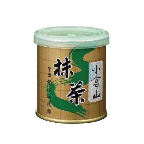 抹茶 小倉山 30g缶