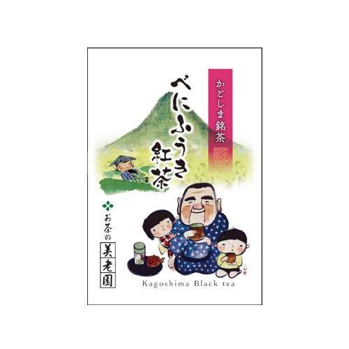 西郷どんコレクション べにふうき紅茶15g