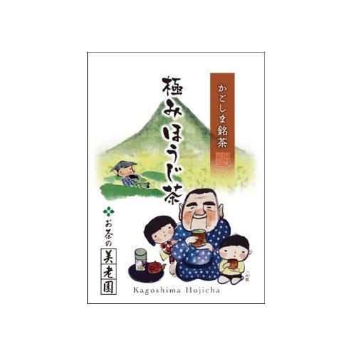 西郷どんコレクション 極みほうじ茶 10g