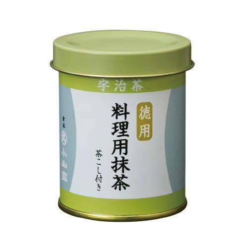 料理用抹茶 40g缶