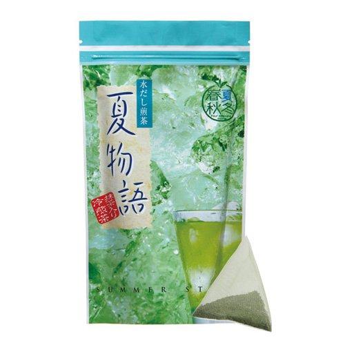 水だし煎茶ティーバッグ 夏物語 6g×25p