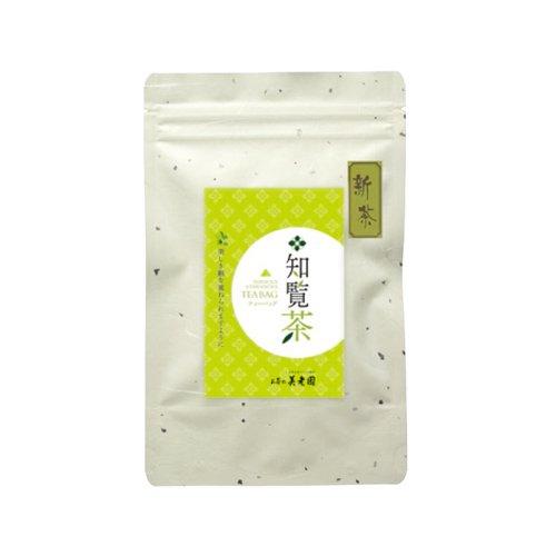 【新茶ご予約】 徳用ティーバッグ 知覧茶 25P