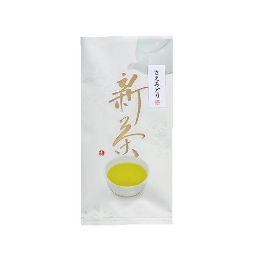 【新茶ご予約】鹿児島県有明産さえみどり 70g
