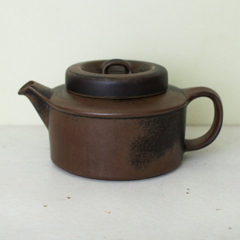ARABIA FINLAND RUSKA TEA POT