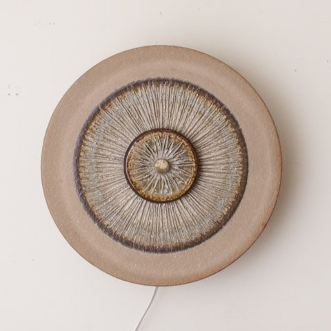 DENMARK SOHOLM CERAMIC WALL LAMP