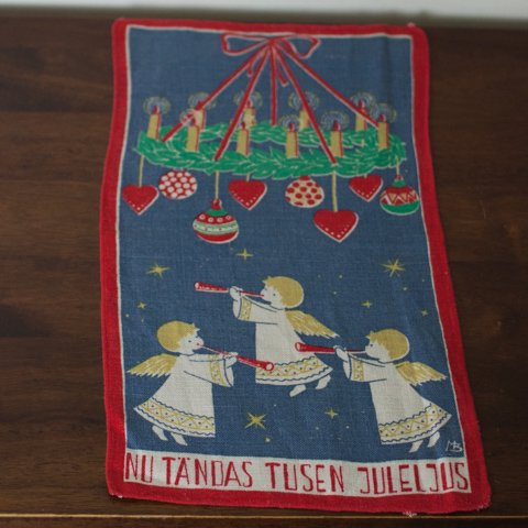 SWEDEN MB DESIGN ANGELS TABLE MAT