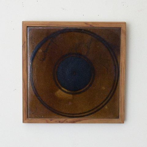 DENMARK TILE TRIVET(CIRCLE)