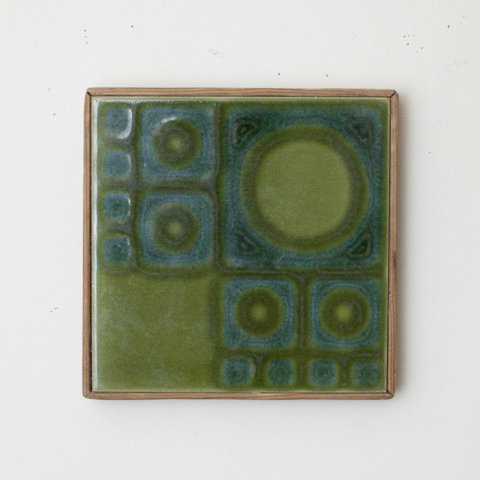 HOLLAND TILE TRIVET FROM DENMARK