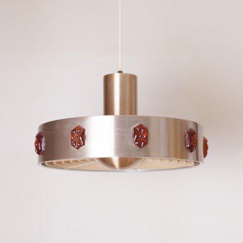 DENMARK U.F.O STYLE/LOUVER SHADE LAMP