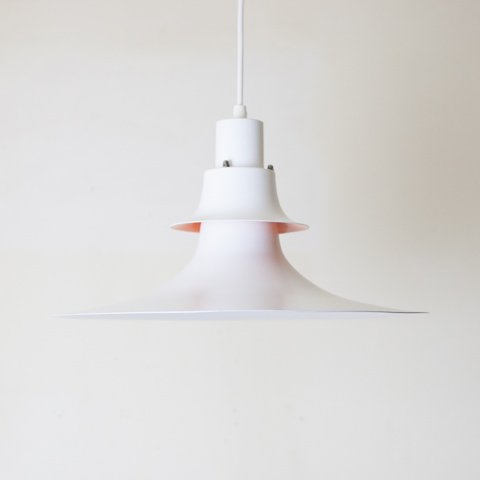 DENMARK MILKY WHITE 2 SHADE LAMP