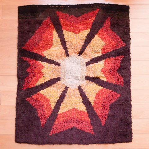 DENMARK WARM COLOR RYA RUG