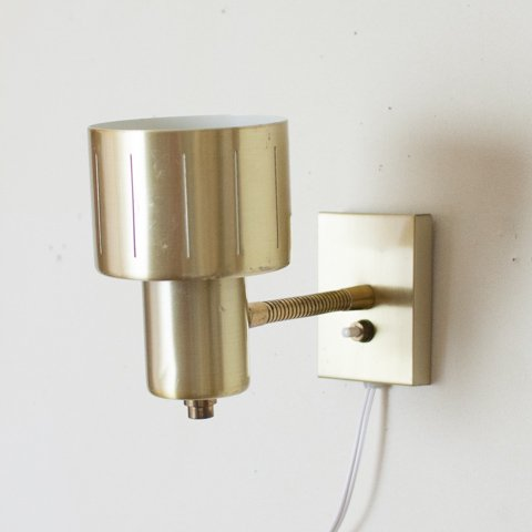 Denmark sgold wall lamp the time lighting denmark sgold wall lamp mozeypictures Choice Image
