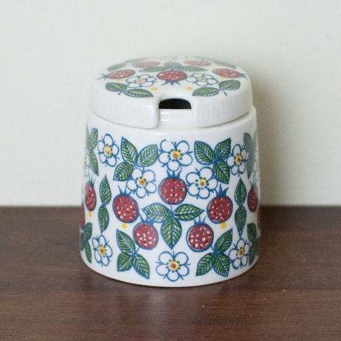 NORWAY FIGGJO BERRY JAM POT