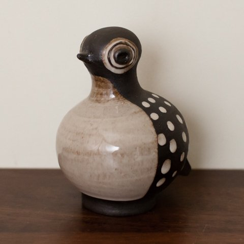UNKNOWN DENMARK CERAMIC BIRD OBJECT