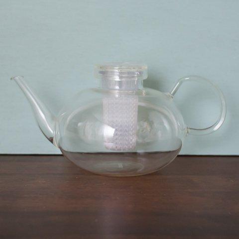GERAMANY BODUM HEAT RESISTANT GLASS TEA POT